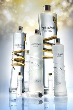 Roberto Cavalli Vodka   Contact