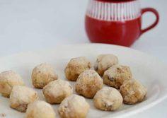 gluten-free mexican wedding cookie recipe