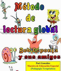 Metodo de Lectura Global - Bob Esponja y sus Amigos DESCARGAR PDF