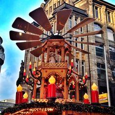 Weihnachtsmarkt Spitalerstraße