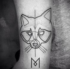 #tattoofriday - Mo Ganji, Berlim, Alemanha.