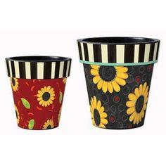 Clay Flower Pots, Flower Pot Crafts, Clay Pot Crafts, Painted Plant Pots, Painted Flower Pots, Succulent Pots, Succulents, Flower Pot Design, Decorated Flower Pots