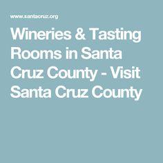 Wineries & Tasting Rooms in Santa Cruz County - Visit Santa Cruz County