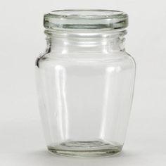 WorldMarket.com: Lidded Apothecary/Spice Jars, Set of 6. I'm plotting plotty plots for an apothecary shop style spice rack