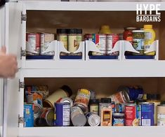 pantry organization ideas Rotating Kitchen Storage Caddy This caddy is perfect for all your storage and organization needs and is a great addition to any home. Kitchen Storage Hacks, Kitchen Organization Pantry, Home Organization Hacks, Kitchen Pantry, Closet Organization, Kitchen Hacks, Diy Kitchen, Kitchen Organizers, Organised Kitchen Diy
