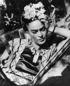 """They thought I was a Surrealist, but I wasn't. I never painted dreams. I painted my own reality."""" ~ Frida Kahlo. love her"""