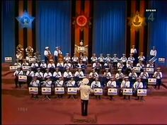 "Оркестр ВМФ СССР - ""Морской Марш"" / Band of the Soviet Navy - ""Naval March"""