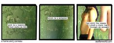 A Softer World  defies categories but is strangely compelling and truthful