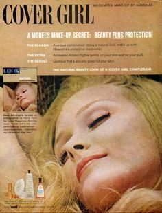 Cover Girl Makeup, Makeup Ads, Covergirl, Your Skin, Make Up, Medical, Glamour, Model, Beauty