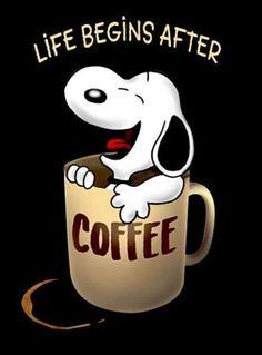 Snoopy, what are you doing? - Snoopy, what are you doing? Snoopy Love, Charlie Brown And Snoopy, Snoopy And Woodstock, Snoopy Hug, Snoopy Comics, I Love Coffee, Coffee Art, My Coffee, Coffee Beans