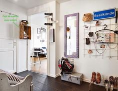 Un apartamento con ideas sencillas para copiar