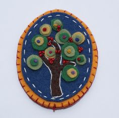Beautiful tree by thisbirdabsurd on Craftster