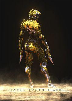 Yellow Ranger by jameszapata on DeviantArt