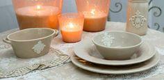 Tableware Blanc Maricò