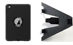 SlipGrip Portable Stand For Apple iPad Mini 4 Tablet Using OtterBox Defender Case >>> Visit the affiliate link Amazon.com on image for more details.