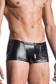 MANSTORE Bungee Pants M107 in Lack, Latex Optik jetzt bei www.easyfunshop.net