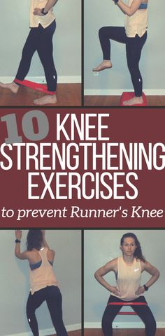 #ToothNervePainRelief Knee Strengthening Exercises, Bad Knee Exercises, Yoga Exercises, Fitness Exercises, Hamstring Stretches, Stomach Exercises, Training Exercises, Sore Knees, Aching Knees