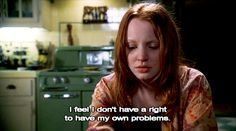 Claire, Six Feet Under. I always felt like I was Claire in a way, well a combination of Claire and Brenda Hbo Tv Series, Best Tv Series Ever, Tv Show Quotes, Movie Quotes, 6 Feet Under, Lauren Ambrose, Sleep Forever, History Of Television, Line Tv