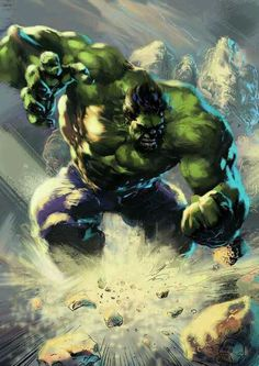 The Hulk | www.comic-manga.net