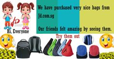 Superb bag collections @ www.jd.com.sg