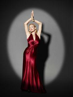 Ute Lemper, One Shoulder, Formal Dresses, Fashion, Dresses For Formal, Moda, Formal Gowns, Fashion Styles, Formal Dress
