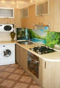 Интерьер кухни 6 кв м в панельных домах и хрущевках.