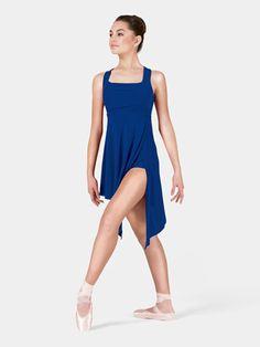 0767db884d82b Adult Lyrical Dress Twist Back