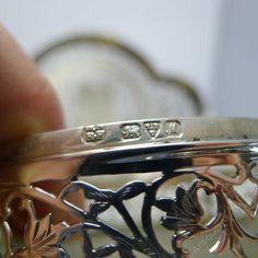 Antiques Atlas - Finest Sterling Silver Pot-Pourri Box - 1912