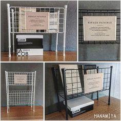 2x4 Crafts, Diy And Crafts, Shelf Furniture, Daiso, Japanese House, Diy Interior, Love Home, Diy Desk, Cubes