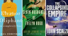 We're halfway through 2017, and we thought it was high time to look back at the year and see what new books have been a hit with Goodreads' readers. F...