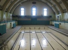 haggerston baths london Britains 10 Most Beautiful Abandoned Swimming Pools