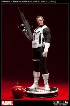 Sideshow Collectibles The Punisher Premium Format Regular