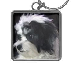 K-Cee Keychain - dog puppy dogs doggy pup hound love pet best friend
