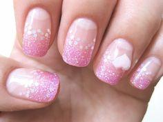 Easter & Pink Sugary Nails