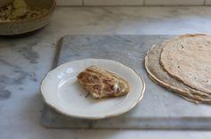 Rye Crepe Recipe. 101 Cookbooks