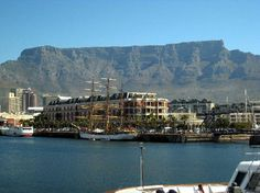 Cape of Good Hope: CPT - Table Mountain