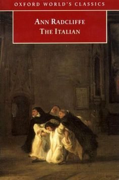 A book report on the italian by ann radcliff