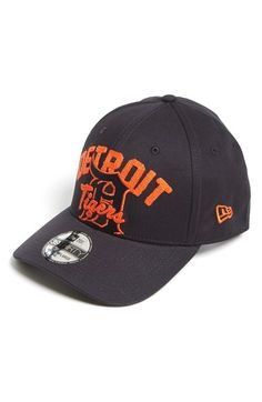 New Era Cap  Roped In - Detroit Tigers  Baseball Cap available at  Nordstrom 2aebfc9214c