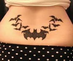 Resultado de imagen para batman tattoo