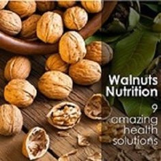 Walnuts nutrition have varied role in repairing human health like improving cognitive function, improvement of central nervous system, preventing risk of heart disease, digestion booster, weight management and many more. Popular Recipes, Popular Food, Walnuts Nutrition, Vegan Fitness, Healthy Life, Healthy Living, Kinds Of Diseases, Central Nervous System, Weight Management