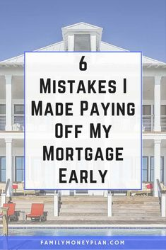 6 Mistakes I Made Paying Off My Mortgage Early. Be mindful of the pitfalls of pa - Mortgage Payment Calculator - 6 Mistakes I Made Paying Off My Mortgage Early. Be mindful of the pitfalls of paying off your mortgage early by avoiding these 6 mistakes. Mortgage Tips, Mortgage Rates, Refinance Mortgage, Online Mortgage, Mortgage Humor, Pay Off Mortgage Early, Paying Off Mortgage Faster, Mortgage Payment Calculator, Necklaces