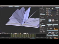 Animating a Book in Blender - Part 01 - YouTube
