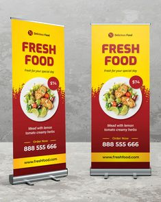 Multipurpose Roll-up Banners for all kinds of business and corporate purpose usages. Rollup Banner Design, Bunting Design, Banner Sample, Banner Template, Standing Banner Design, Brewery Logos, Menu Card Design, Food Banner, Coffee Business