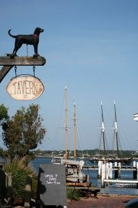 The Black Dog Original Restaurant on Martha's Vineyard, We First Vacationed There Almost 2 Decades Ago, and Still Remember Eating Wonderful Meals Here !!    <3