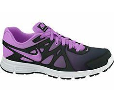 Nike Womens Revolution 2 MSL PR Running Shoe