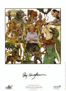 Ray Harryhausen, genius.