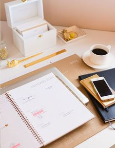 Ready to get organized for the new year? Read on.