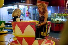 Still of Brittany Murphy and Dakota Fanning in Uptown Girls...one of my absolute favorite movies!