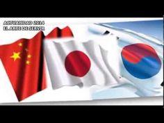 China se prepara para una guerra contra Japón. (subtitulado en Chino y J...