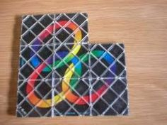 rubik's magic - Google Search..this was an utterly baffling puzzle...I just used to wring furniture shapes out of it...